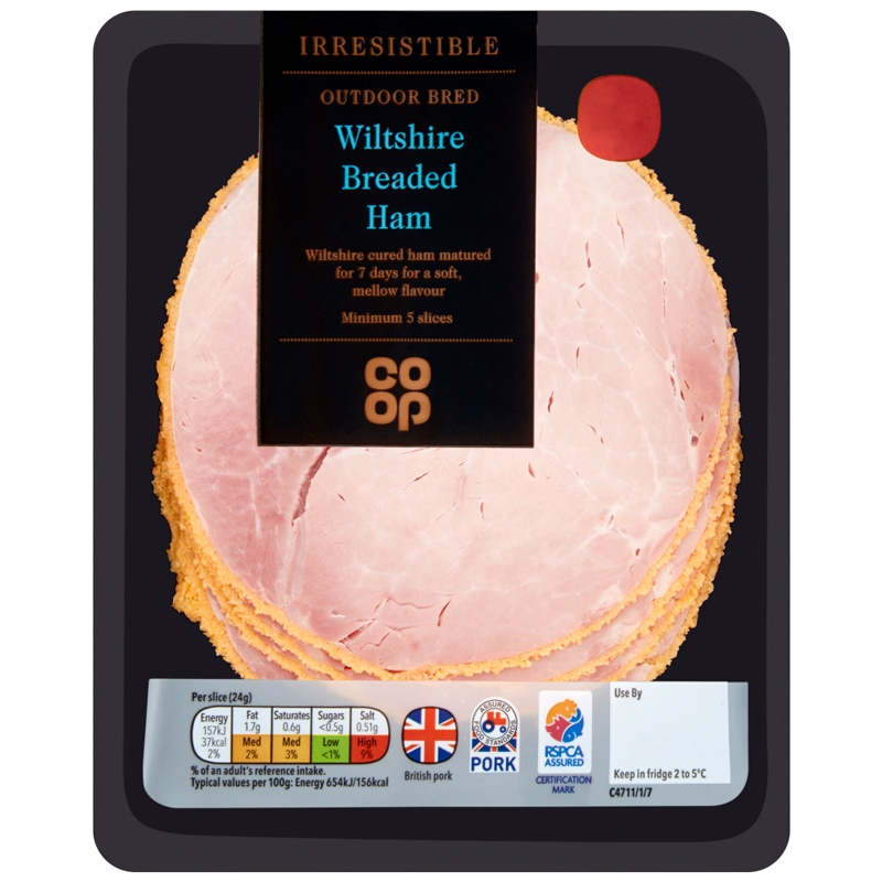 Wiltshire Breaded Ham Co-op - UppShop